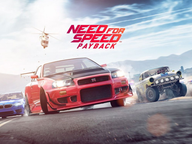 Need For Speed: Pay Back - một trong những game đua xe hay nhất